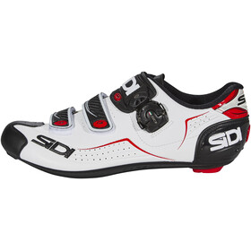 Sidi Alba Shoes Men White/Black/Red